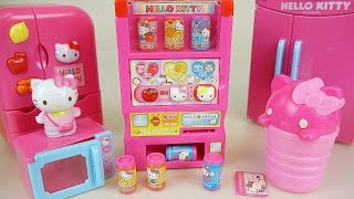 Hello Kitty Vending Machine and Baby doll toys