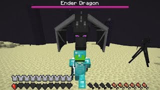What If A Player Controlled The Ender Dragon...