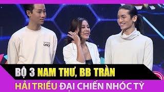 Bộ ba lầy lội BB Trần, Hải Triều, Nam Thư đại náo nhóc tỳ  | Bản lĩnh nhóc tỳ T13 FULL (Mùa 2)