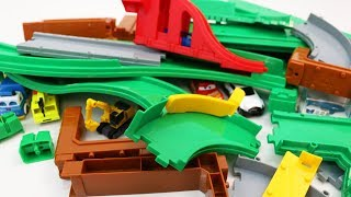 Building Toys for Children Sliding Cars Learn Vehicles with Toy Cars for Kids