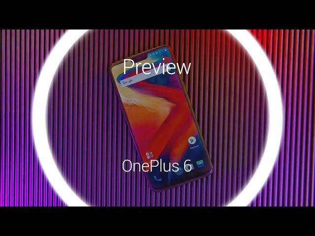 Belsimpel-productvideo voor de OnePlus 6 256GB Midnight Black
