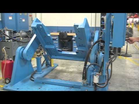 Aloi Materials Handling Manipulator Installation