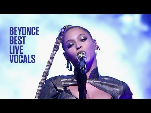 Beyonce's Best Live Vocals