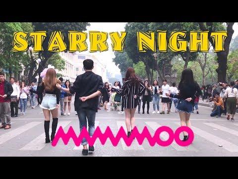 [KPOP IN PUBLIC CHALLENGE] MAMAMOO(마마무) _ Starry Night(별이 빛나는 밤)   Dance cover by VENUS.S
