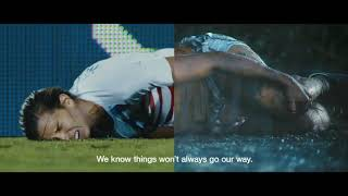 Nike Commercial - You Can't Stop Sport