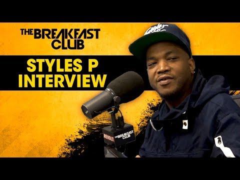 Styles P On The Need For Competition In Hip-Hop, His New Album, Life Balances + More
