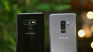 Samsung Galaxy Note 9 vs Galaxy S9 Plus // Should You Buy One?