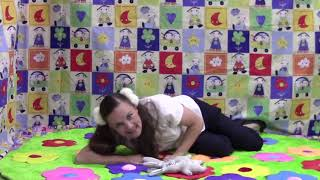 Sleeping Bunnies. Nursery Rhyme for kids. Fun Learning.  Part 1.