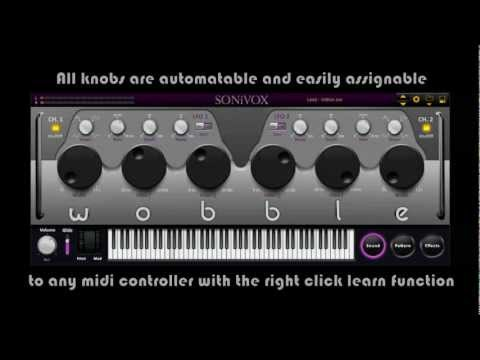 SONiVOX Wobble: Overview