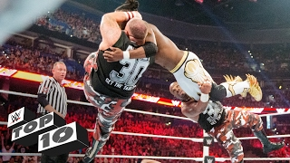 WWE Top 10 mejores tag team finishers