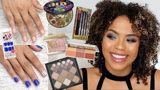 Holiday Launches Get Ready with Me + imPRESS Nails Tutorial!