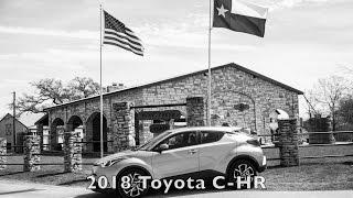 "First Drive 2018 Toyota C-HR: Like Gomer Pyle Said, ""Surprise Surprise Surprise"""