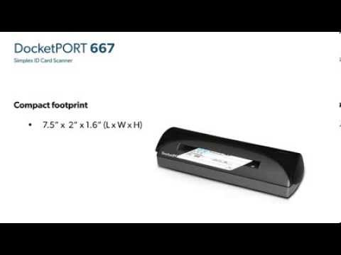 DocketPORT 667