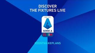 🔴LIVE Serie A TIM 2020/21 Fixtures | LIVESTREAM | Serie A TIM