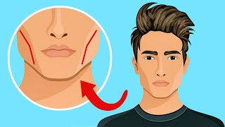 How to Get a Chiseled Jawline (For Men)