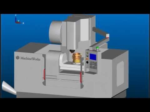 MachineWorks Hybrid Manufacturing Simulation Software