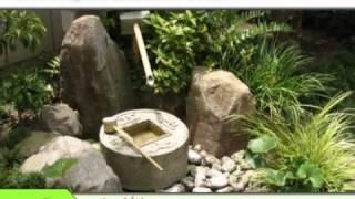 Thiết kế sân vườn đẹp theo phong cách sân vườn Nhật Bản