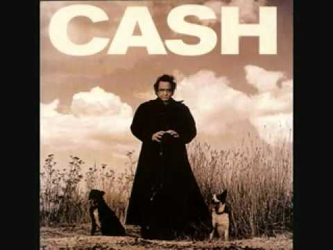 Johnny Cash - I See A Darkness.