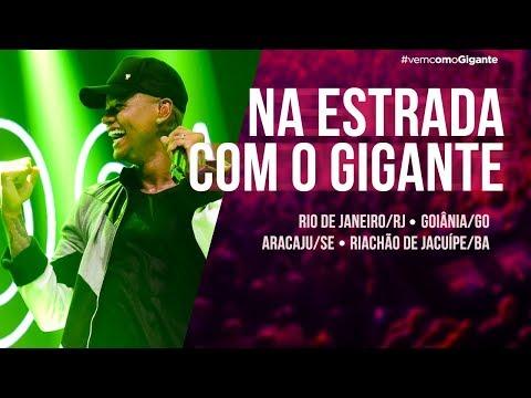 LÉO SANTANA | NA ESTRADA COM O GIGANTE (04-08/10)