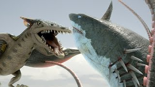 Sharktopus vs Pteracuda (2014) with Mario Ceara, Akari Endo, Robert Carradine Movie