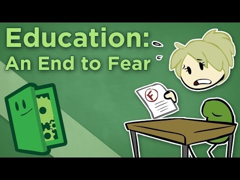 Education: An End to Fear - Why Students Hate Homework - Extra Credits