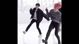 "190508 BTS JIN (방탄소년단 진) ""Boy With Luv"" Dance Practice Eye Contact Version"