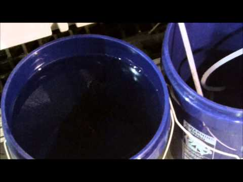 MIOX Electrolytic Cell Cleaning