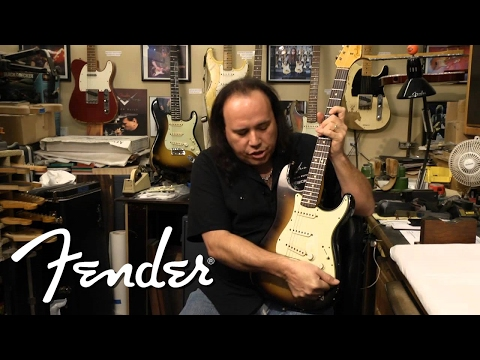 Fender Custom Shop Master Design 1963 Relic Stratocaster