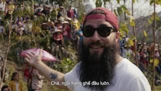 Hé lộ hậu trường thú vị về cảnh đẹp Việt Nam của đoàn làm phim