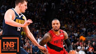 Denver Nuggets vs Portland Trail Blazers - Game 7 - Full Game Highlights | 2019 NBA Playoffs