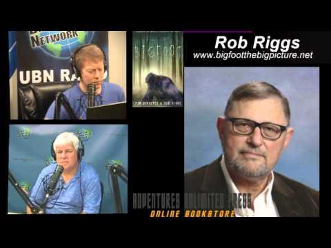 Author Rob Riggs brings us