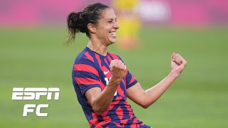 USWNT wins bronze in Tokyo! Carli Lloyd and Megan Rapinoe prove they're not done yet | ESPN FC