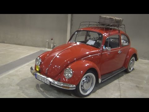 Volkswagen Beetle 1.2 (1976) Exterior and Interior in 3D