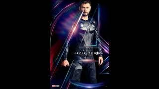 Infinity war soundtrack- Thors entrance theme