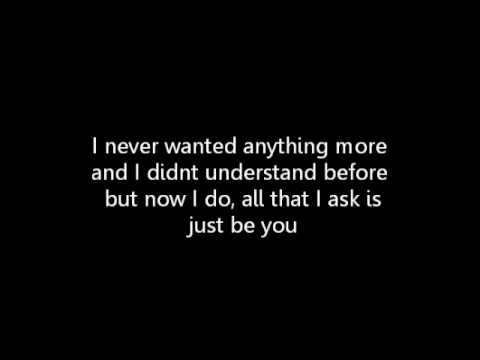 Usher - Just be You (lyrics)