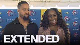 Naomi, Jimmy Uso Talk Nikki Bella, John Cena Breakup | EXTENDED
