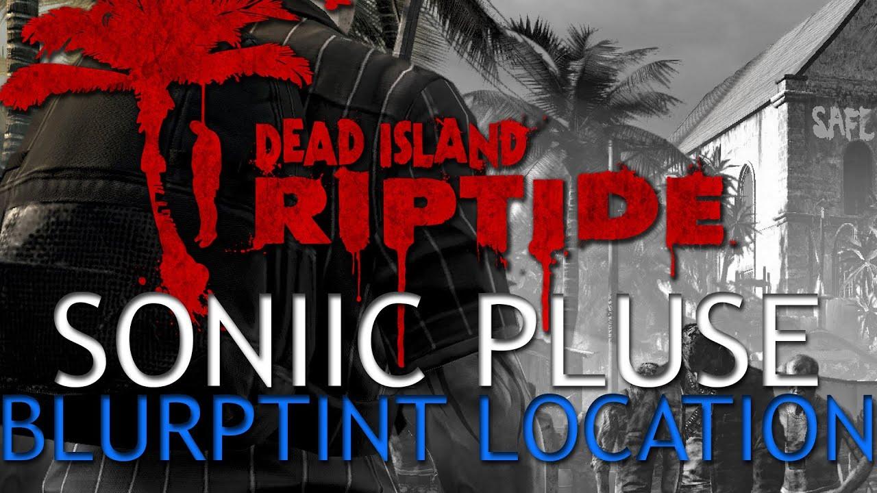 Dead Island Grenade Location