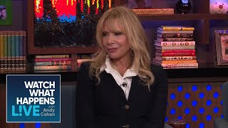 Rosanna Arquette Dishes On Madonna | WWHL