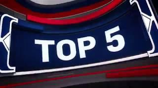 NBA Top 5 Plays of the Night | December 9, 2018