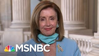 'Very Wrong' For Trump To Consider The White House For Convention Speech | Andrea Mitchell | MSNBC