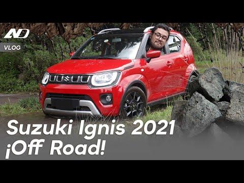 Suzuki Ignis 2021 - ¿Realmente es un SUV? ¡Lo ponemos a prueba! | AD