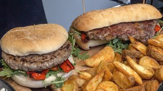 Steaks and Burgers from Argentina. London Street Food
