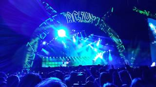 AC/DC at Dodgers Stadium 2015