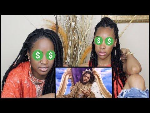 J. Cole - ATM ( Music Video) REACTION