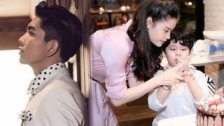 Tim có người mới, TRÁNH MẶT hoàn toàn Trương Quỳnh Anh, không dự cả sinh nhật con trai?