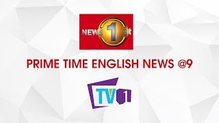 News 1st: Prime Time English News - 9 PM | (13-02-2019)