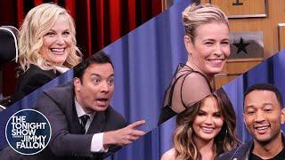 Tonight Show Charades with Amy Poehler, Chelsea Handler, John Legend & Chrissy Teigen