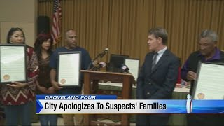 City of Groveland apologizes to families of 'Groveland Four'