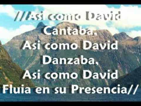 Asi como David Danzaba
