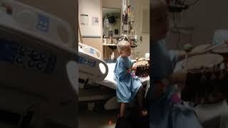 D Daniel in the hospital